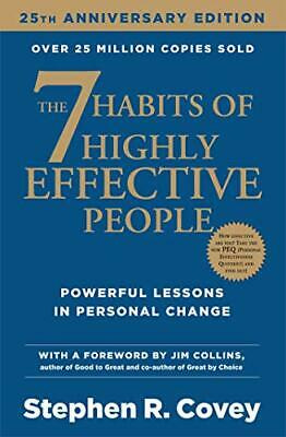 7 Habits Of Highly Effective People by Covey, Stephen R. Book The Cheap Fast