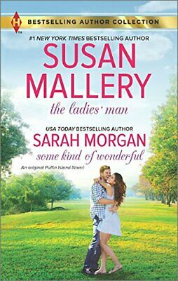 The Ladies' Man & Some Kind of Wonderful: A Puffin Island No... by Morgan, Sarah