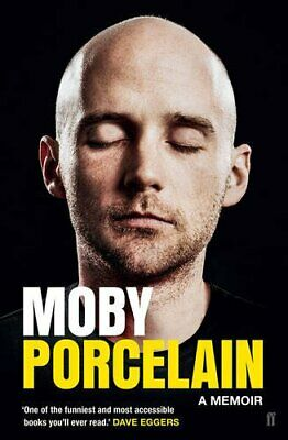 Porcelain by Moby Book The Cheap Fast Free Post