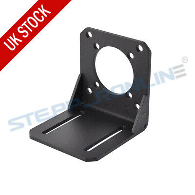 Mounting Bracket for Nema 23 Stepper Motor (Geared Stepper) CNC Hobby/3D Printer