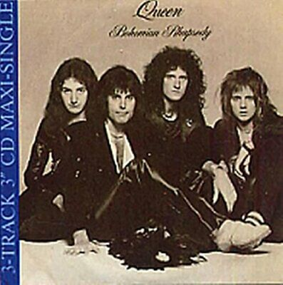 queen - Bohemian Rhapsody - queen CD IUVG The Fast Free Shipping