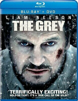 The Grey [Blu-ray] [2011] [US Import] -  CD S0VG The Fast Free Shipping