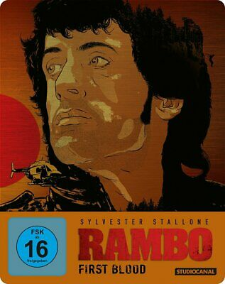 Rambo - First Blood - Limited Steelbook Edition # BLU-RAY-NEU