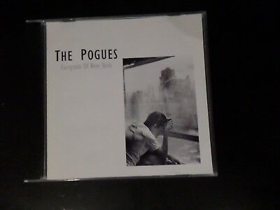 AUDIO / DVD CD SINGLE - THE POGUES / KIRSTY MacCOLL - FAIRYTALE OF NEW YORK