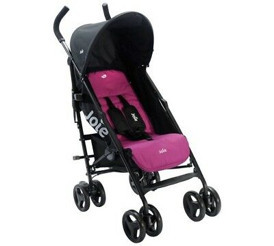 Joie Nitro Pink And Black Stroller