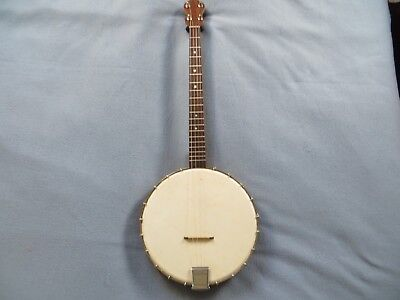 Fabulous Sternberg Tenor Banjo in excellent vintage condition with hard case.