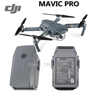Genuine DJI Mavic Pro Collapsible Quadcopter Drone-3830mAh Flight Battery