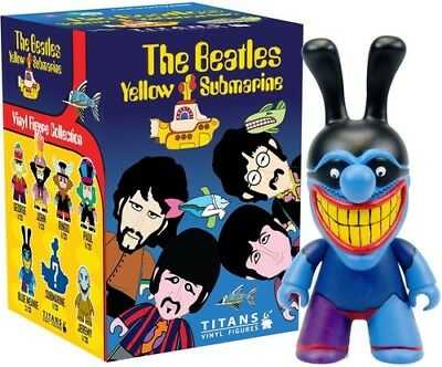 Beatles TITANS: Yellow Submarine - Single Unit [New Misc] Vinyl Figure, Collec
