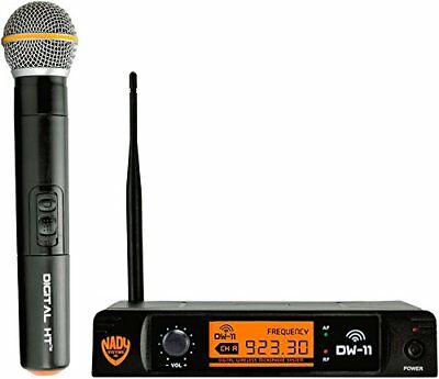 Nady[r] Dw-11-ht-any Single-channel Digital Wireless Microphone (dw11htany)