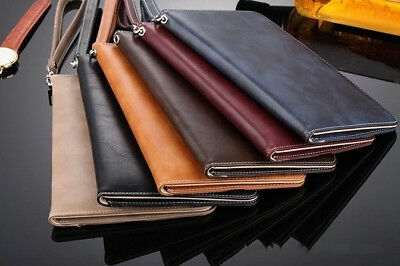 For Apple iPad 234 Soft Leather Smart Magnetic stand case Cover