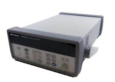 NEW Genuine Keysight 34970A Data Acquisition / Data Logger Switch Unit
