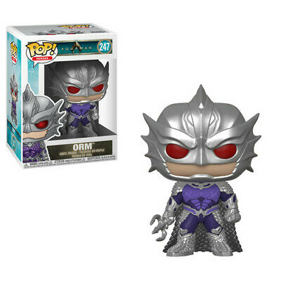 FUNKO POP! HEROES: Aquaman - Orm [New Toy] Vinyl Figure