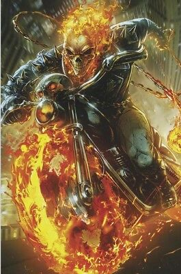 Cosmic Ghost Rider #4 Variant Maxx Lim Marvel Battle Lines Cover