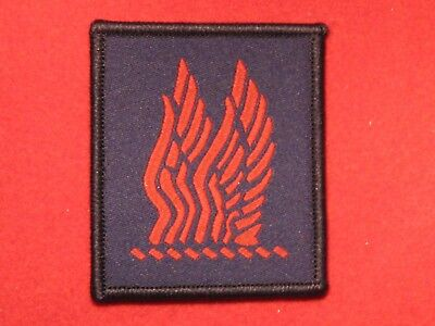 British Army 24Th Air Mobile Brigade Formation Patch Badge Sew On