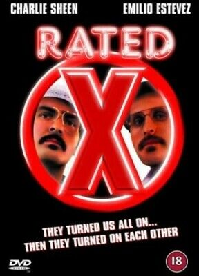 Rated X [DVD] - DVD  44VG The Cheap Fast Free Post