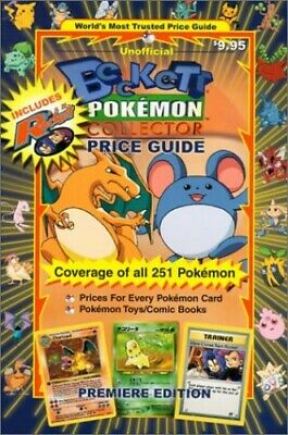 Beckett Pokemon Collector's Price Guide (Co... by Beckett Publications Paperback
