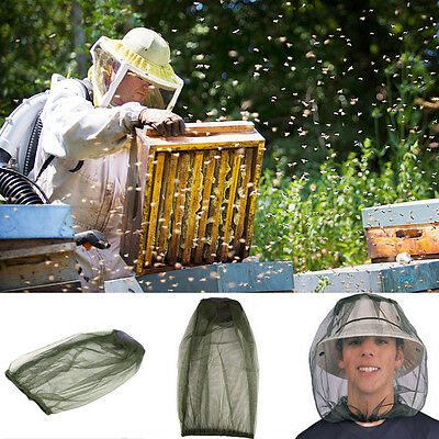 1pc Portable Beekeeping Jacket Veil Bee Keeping Pull Over Smock Protect Supplies