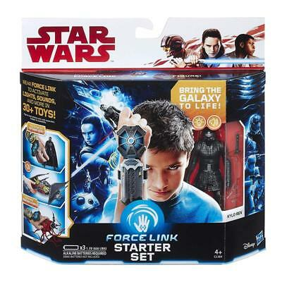 Star Wars Force Link Starter Set & Figure Play Set Toy