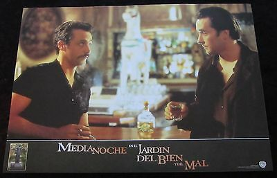 MIDNIGHT IN THE GARDEN OF GOOD AND EVIL lobby card  # 6 - JOHN CUSACK