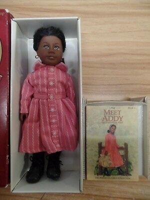"Meet Addy The American Girls Collection Porcelain 6"" Doll 101618DBT6"