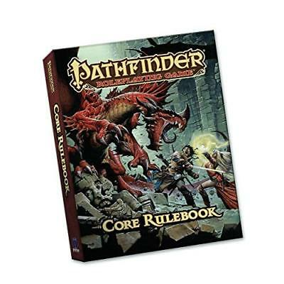 Pathfinder Roleplaying Game: Core Rulebook - Paperback NEW Bulmahn, Jason