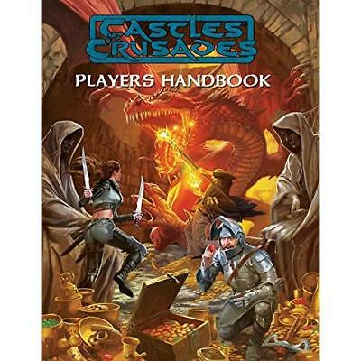 Castles & Crusades Player's Handbook, Alternate Cover - Book (01 Jul 2017) NEW T