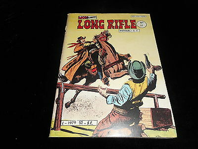Long Rifle 52 Mon Journal mai 1982