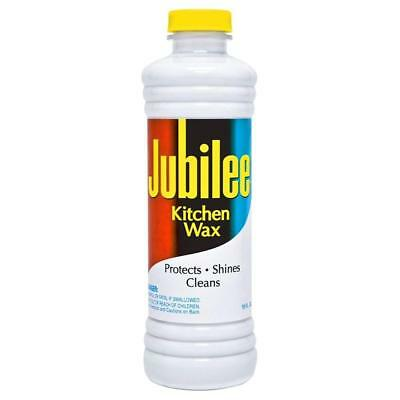 Jubilee Kitchen Cleaning Wax - For Appliances, Surfaces & Bathroom 15 oz...