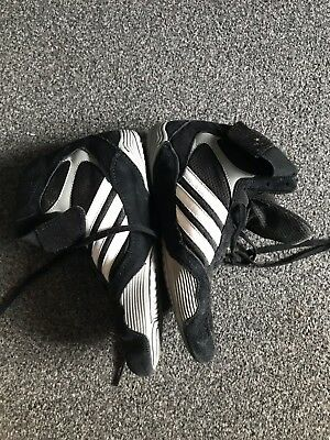 adidas boxing boots Size 6