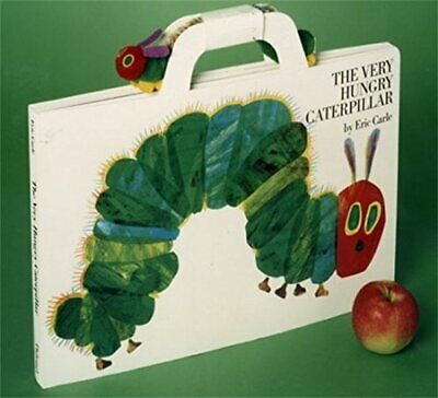 The Very Hungry Caterpillar: Giant Board Book by Carle, Eric Hardback Book The