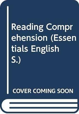 Reading Comprehension (Essentials English S.) by Reid, Dee Paperback Book The