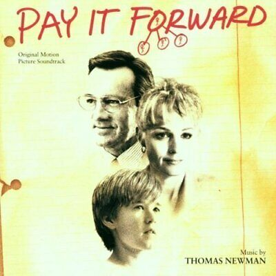 Pay It Forward -  CD 5EVG The Cheap Fast Free Post The Cheap Fast Free Post