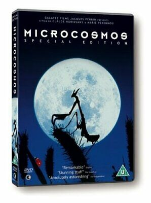 Microcosmos [Remastered Edition] [1996] [DVD] - DVD  WMVG The Cheap Fast Free