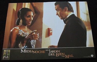 MIDNIGHT IN THE GARDEN OF GOOD AND EVIL lobby card  # 5 - JOHN CUSACK