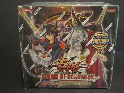 YuGiOh 5D/'s Storm of Ragnarok Special Edition 2x Factory Sealed English