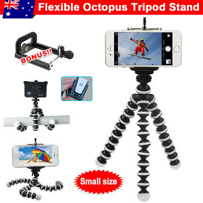 Flexible Octopus Tripod Stand Gorilla Pod For Phone GoPro Camera DSLR Universal