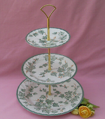 Bhs Country Vine 2 Or 3 Tier Cake Stand