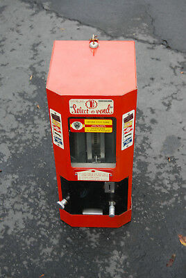 Selecto-vend candy dispenser vintage