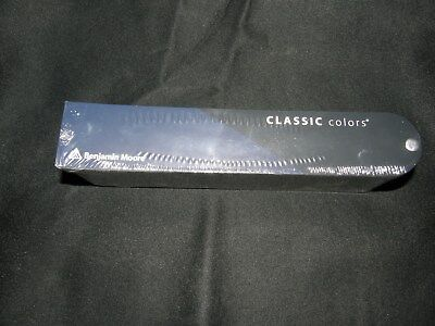 Benjamin Moore Paints Classic Colors Fan Deck / New Sealed