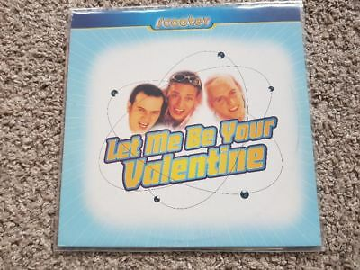 Scooter - Let me be your valentine 12'' House Vinyl