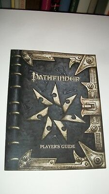 Pathfinder: Rise of the Runelords Player's Guide - F.Wesly Schneider- 2007