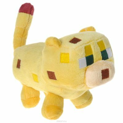 Minecraft Plush Toy Collectable - Baby Ocelot