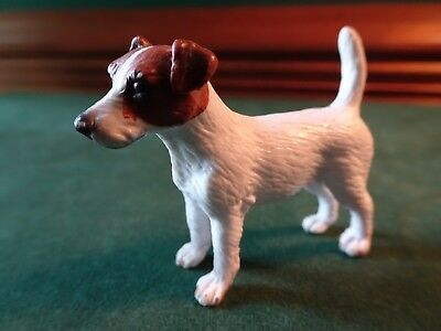 """Schleich Jack Russell Terrier, Retired, 16331 Number 3, 2"""" Long,true To Life"""