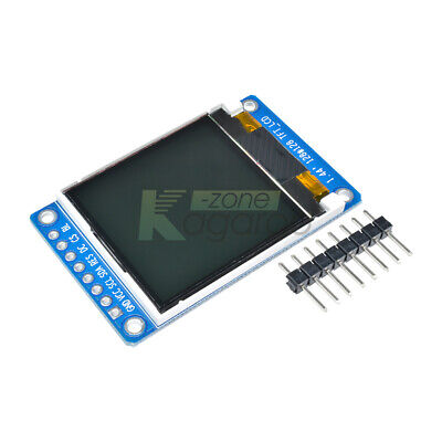 1.44 inch Full Color 128x128 SPI TFT LCD Display Module ST7735 OLED For Arduino