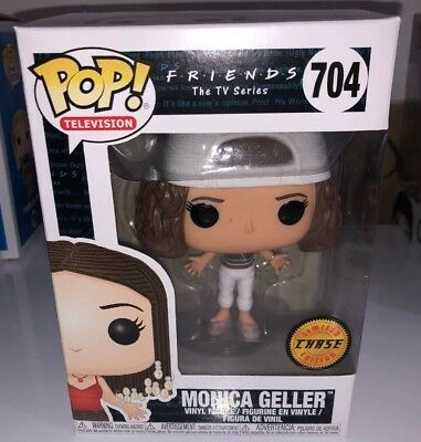 Funko Pop Friends Monica Geller #704 Limited Edition Chase Figure With PROTECTOR
