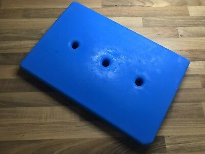 Eutectic Plates For Cold Food Transport and Display 1/1 GN size