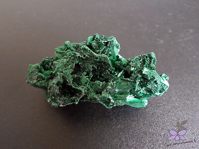 Pierre Malachite Fibreuse - Lithotherapie - Mineraux