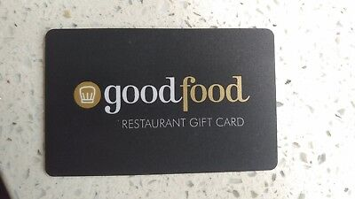 $50 Goodfood Gift certificant