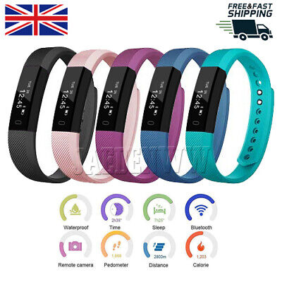 Latest Children Activity Tracker Smart Watch Kids Pedometer For Fit Bit Style UK