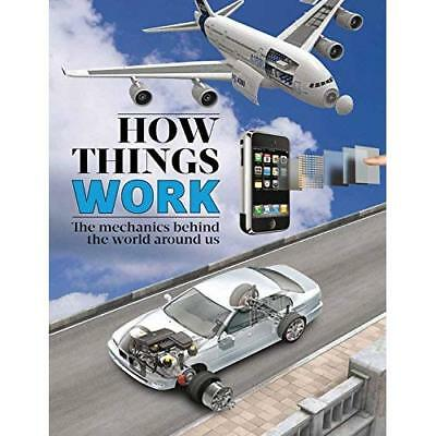 How Things Work - Hardcover NEW Chartwell Books 2015-09-29
